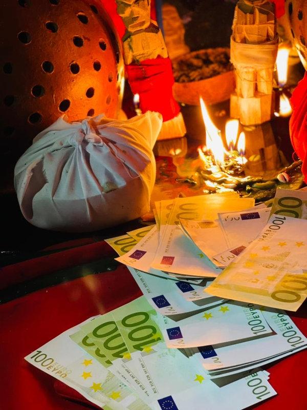 calebasse magique en euro
