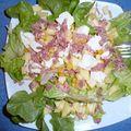 Salade fraîcheur à la de st brice