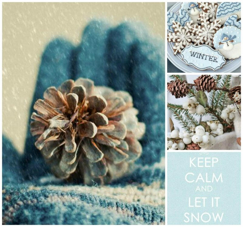 Inspiration hiver challenge janvier 2016