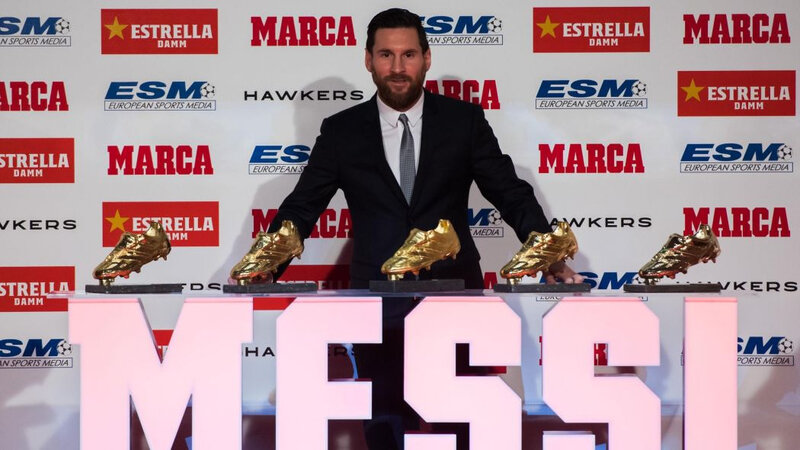 messi 6 souliers