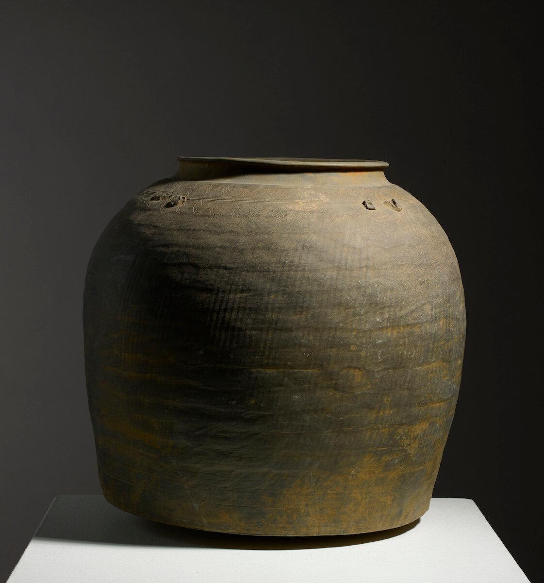 Pot, Vietnam, dynastie des Lê, 15°-16° siècle