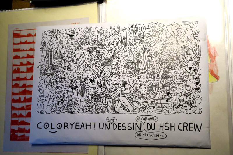 coloriage hsh