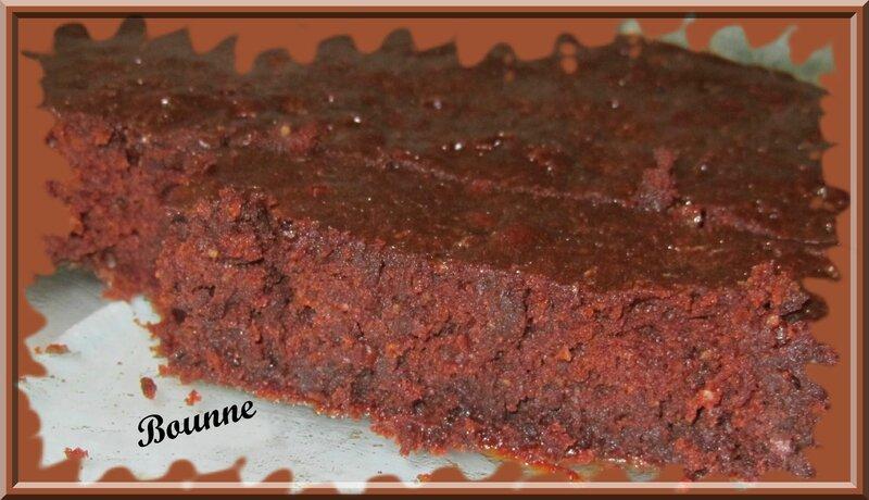 Brownies express au micro-ondes (1)