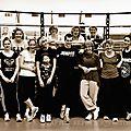 9949 pratiquer le jump fit version noir et blanc