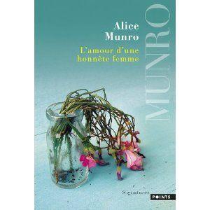 L'amour d'une honnête femme Alice Munroe Lectures de Liliba