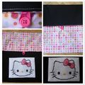Sac Hello Kitty pour Céline mosaïque