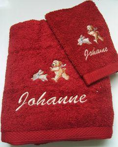 serviette johanne