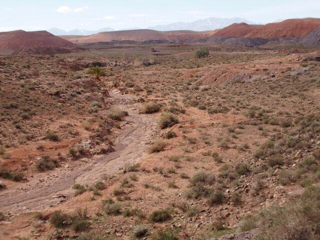 photo 12 le ruisseau à sec