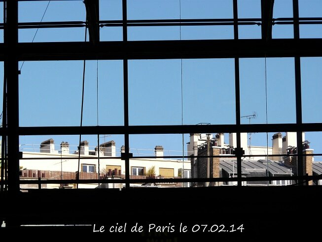 Le ciel de paris 7
