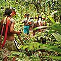 Kayapo, la tribu qui voulait reconquérir l'amazonie !