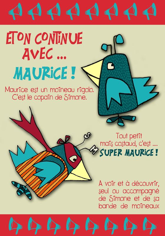 messageMaurice