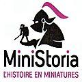 BONAGUIL, MiniStoria, EXTRAORDINAIRE : l'HISTOIRE en miniatures