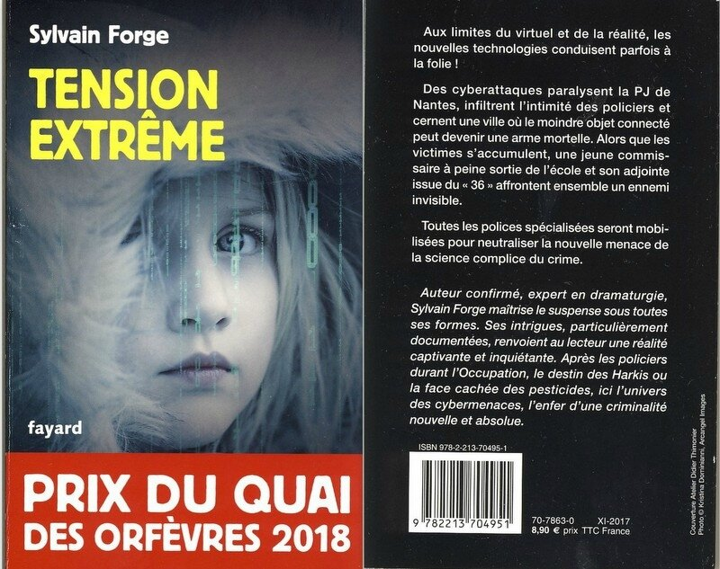 3 - Tension extrême - Sylvain Forge