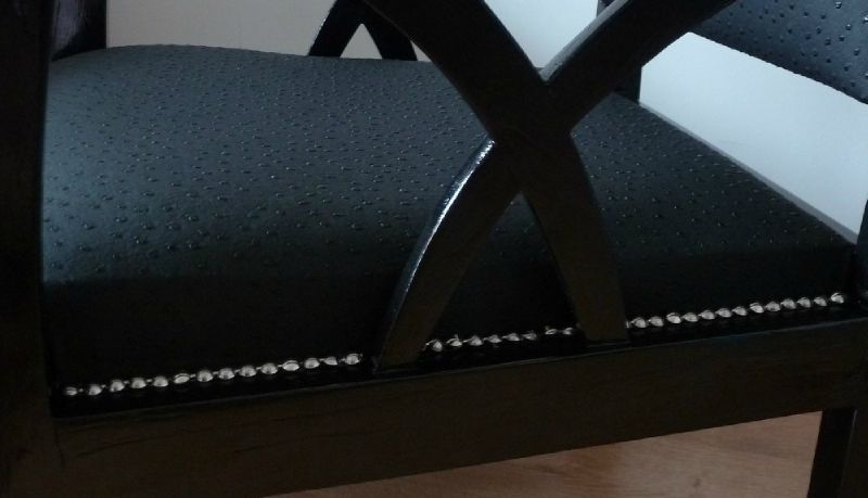 Relooking chaise et fauteuil