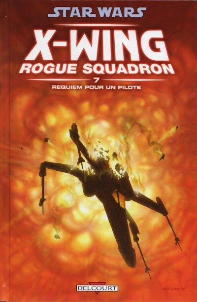 star wars x-wing rogue squadron 7 requiem pour un rogue