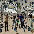 Flashmob climat n°4 _ secondlife 4x4 mazka hakaze_ photos