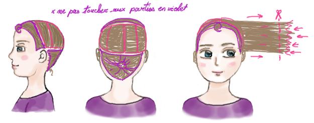 Apprendre a couper les cheveux en degrade