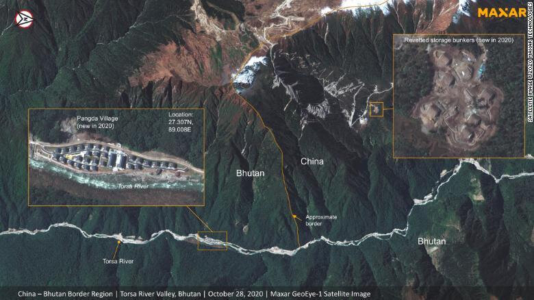 Sattelite-image-of-China-Bhutan-border-in-the-disputed-region-of-Doklam-Photo-CNN-2