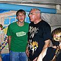 Jacky, Julien et moi (septembre 2004)