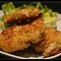Nuggets au fromage
