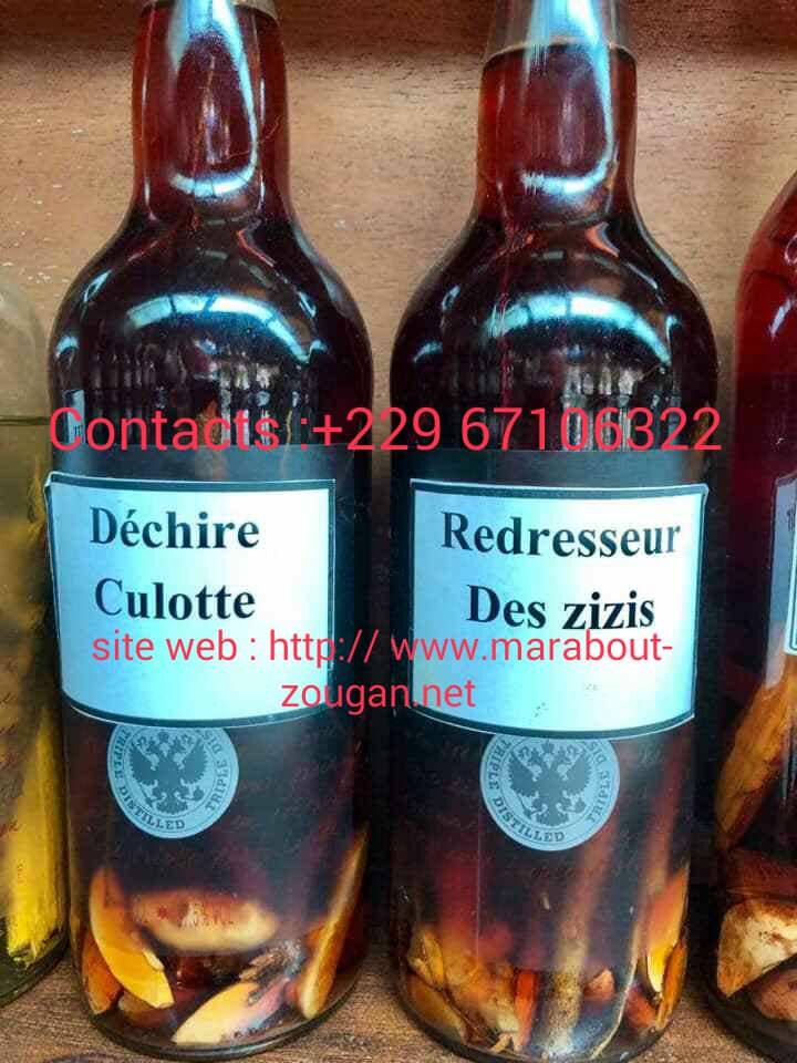 Boisson Déchire Culotte, Redresseur Des zizis
