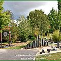 Le jardin de la méditation saint venant (62 350)