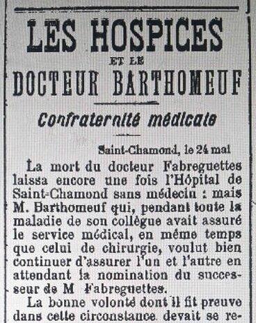 Le Stéphanois mai 1893 sur Fabreguettes