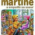 martine a empaillé sa sœur