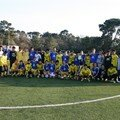 Match amical intercontinental