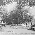 130erit en juillet 1916, près de bombon au terrain d'aviation de grandpuits et à la gare ferroviaire de nangis