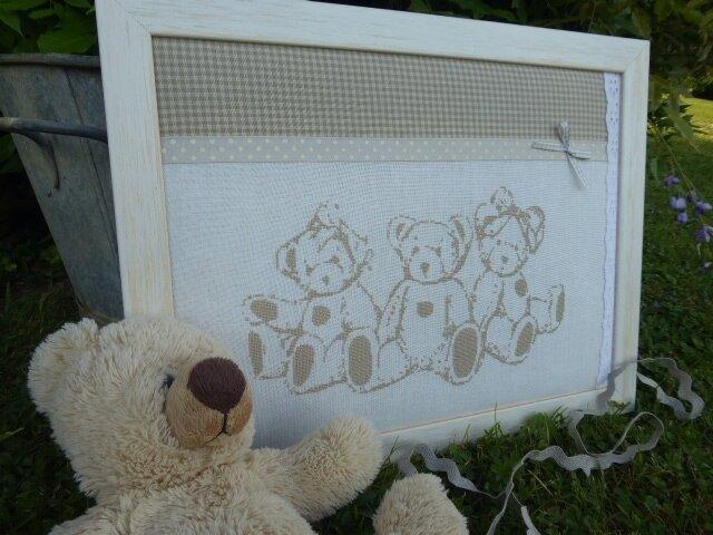 Teddys bis tableau complet