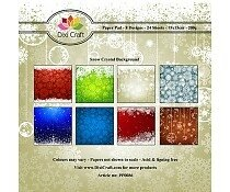 dixi-craft-6x6-inch-paper-pack-snow-crystal-backgr