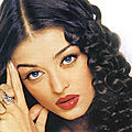 aishwarya_rai with small soft curls