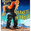 Planète interdite (science-fiction analytique)