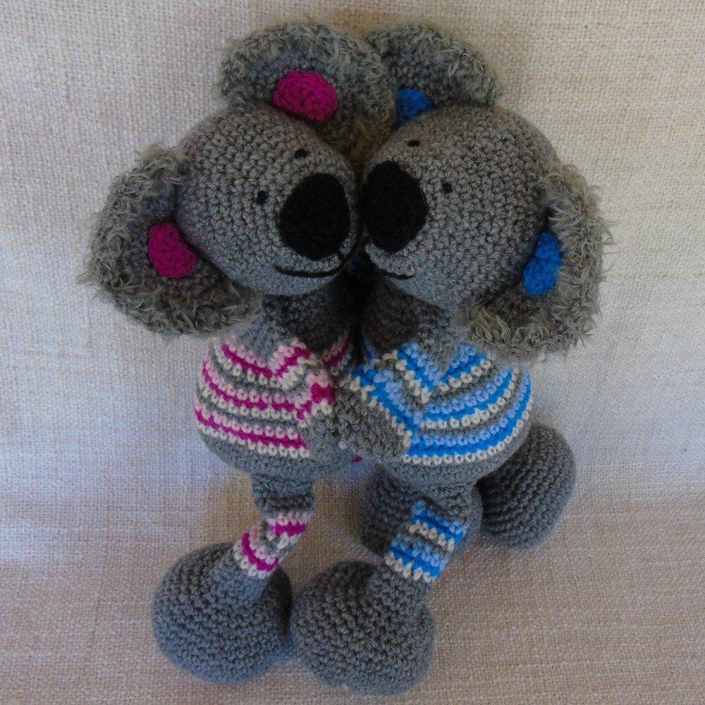 koala-au-crochet-danse