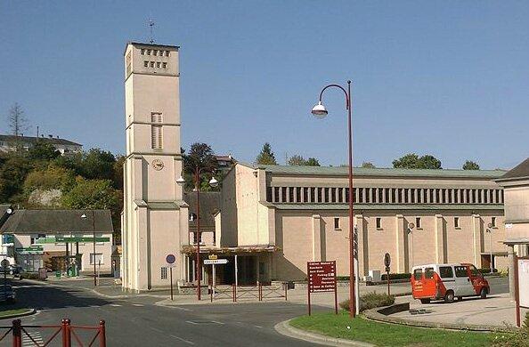 Pont-Hebert_-_Vue_sur_l'eglise