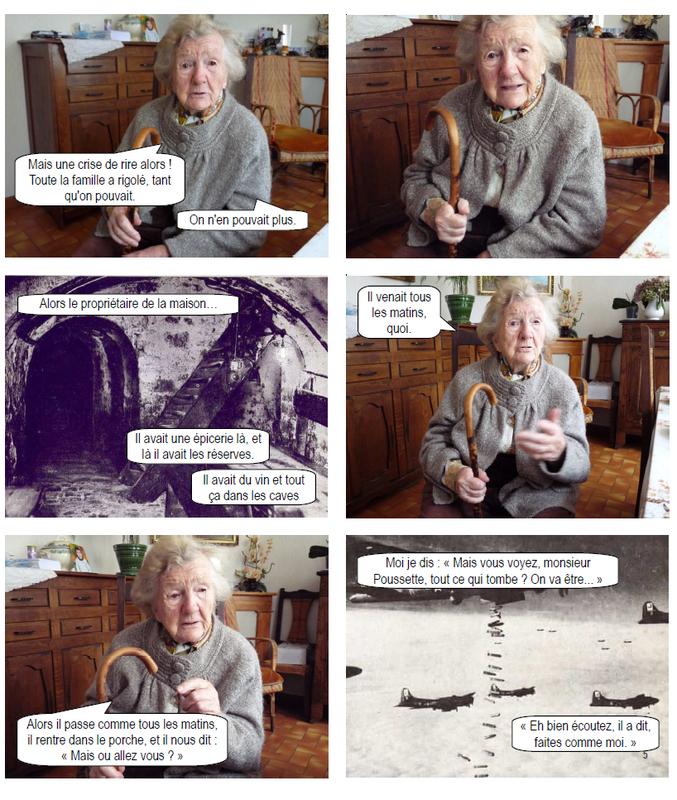 Le débarquement et le platane-page5