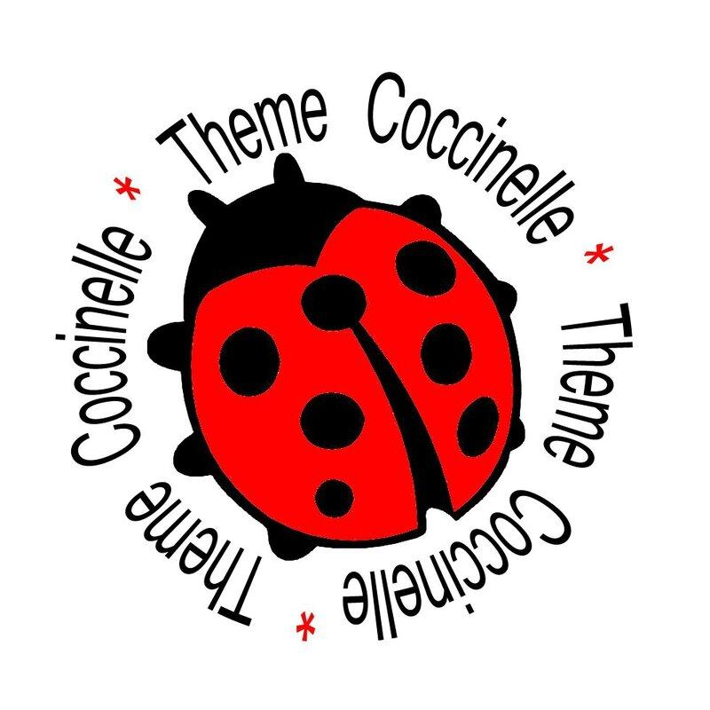 theme coccinelle ass mat