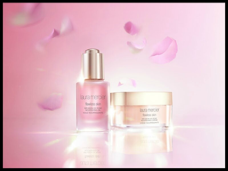 laura mercier infusion de rose 1