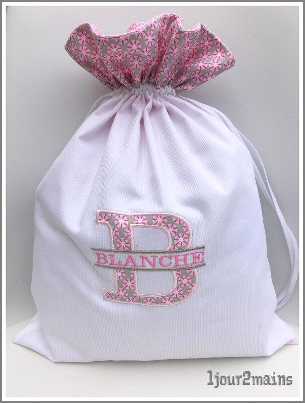 sac Blanche