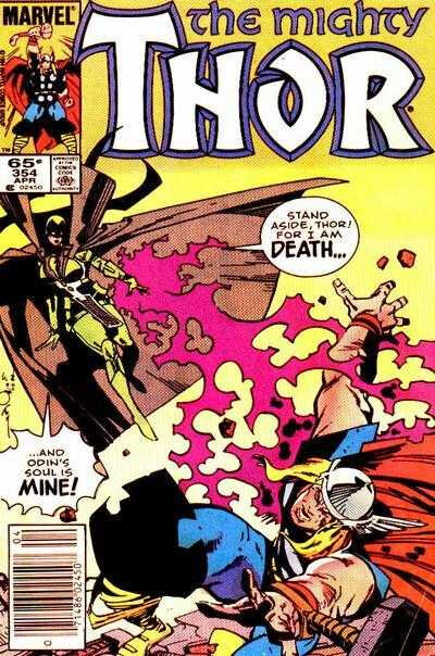 mighty thor 1966 354