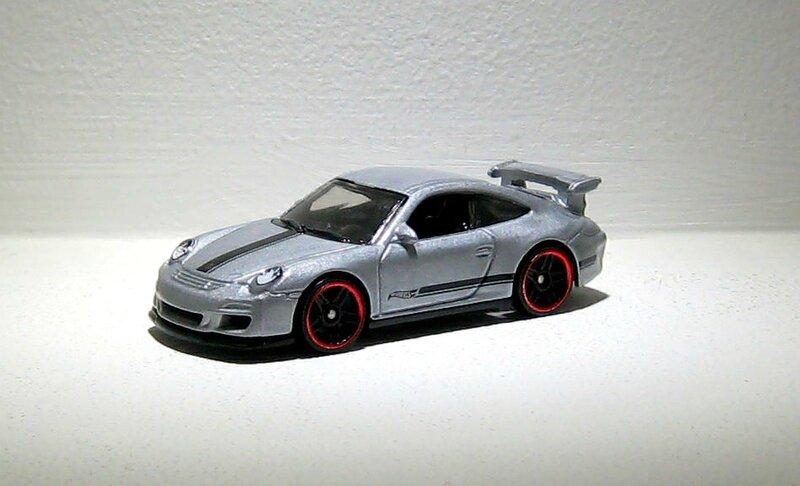 Porsche 911 GT3 RS (Hotwheels 2015)