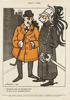 Jossot, souvenez-vous de 1870