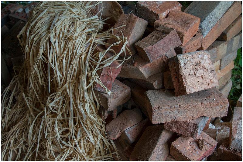 briques rafia