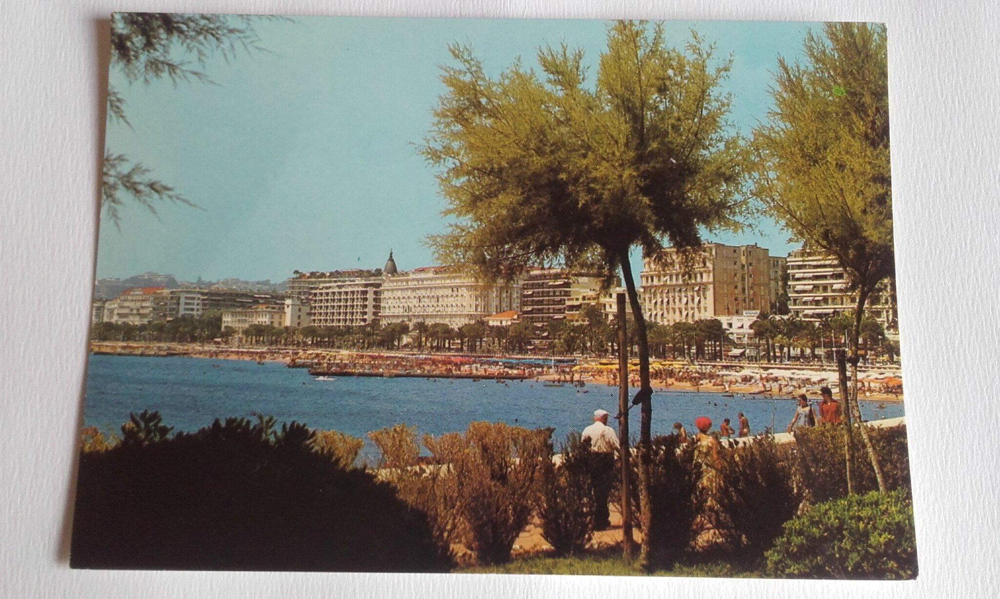 Cannes 1 La croisette
