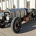 American la france open speedster 1918