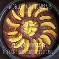 Cuisine: gâteau gourmand aux fruits