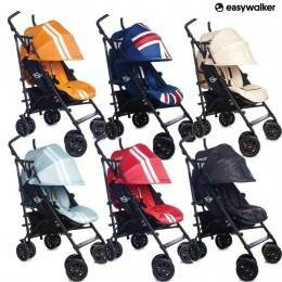 on a testé la poussette MINI Buggy de Easywalker