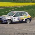 Rallye stanislas 2011 au sein du team franck