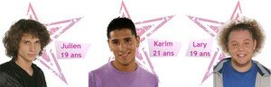 Candidats_4_Star_academy_2007